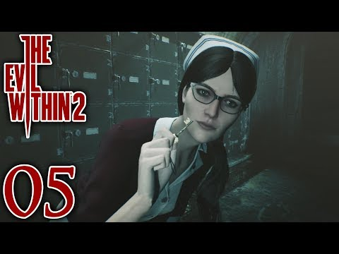 The Evil Within 2 ᴴᴰ #05 - Leichenschrank-Lotto