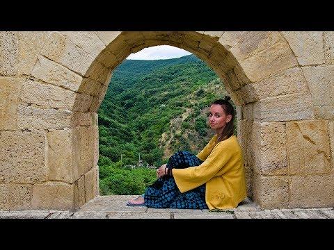 Крепость Нарын-Кала (Дербент, Дагестан)