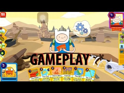 Card Wars Kingdom - Adventure Time Card Game (By Turner Broadcasting System, Inc.) iOS / Android