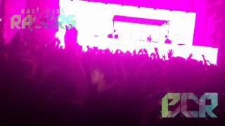 Electric Zoo 2014 - Benny Benassi - Cinema (Skrillex Remix) LIVE