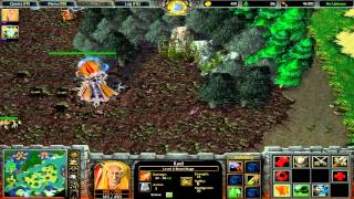 Warcraft 3 - TFT - 2.2 - Alliance Campaign; Curse of the Blood Elves - A Dark Covenant