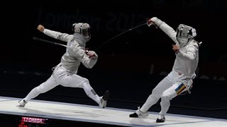 Intro To Modern Sabre Fencing