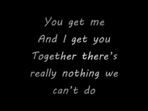 Tom & Angela - You Get Me +LYRICS (From Talking Friends)