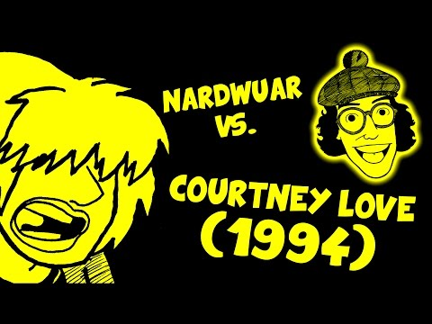 Nardwuar vs. Courtney Love (1994)