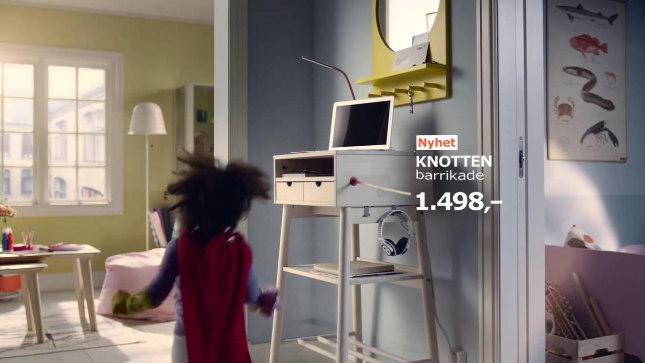 IKEA nyhet God design er mer enn du ser KNOTTEN stbord