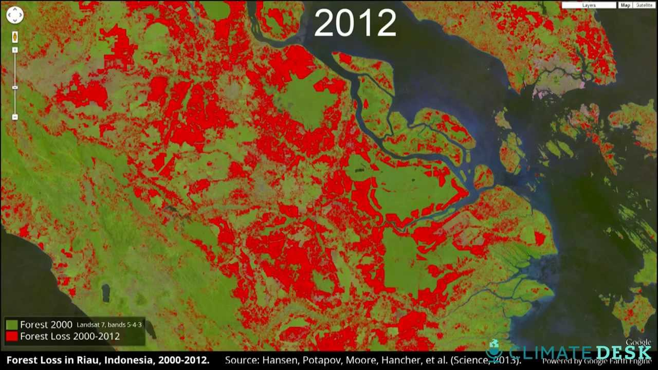 Mapping deforestation with google earth youtube mapping deforestation with google earth gumiabroncs Gallery