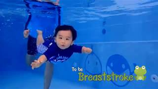 Amazing Babies And Kids Swimming At BABY POOL