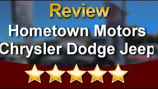 Hometown Motors Chrysler Dodge Jeep Weiser Great Five Star Review by Bridget Hostetler