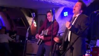 Running Five meets Adriano Batolba - live in Muddys Club Weinheim - Rockabilly Show