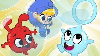 Teddy Bears Everywhere | Cartoons For Kids | My Magic Pet Morphle | Morphle | Sandaroo