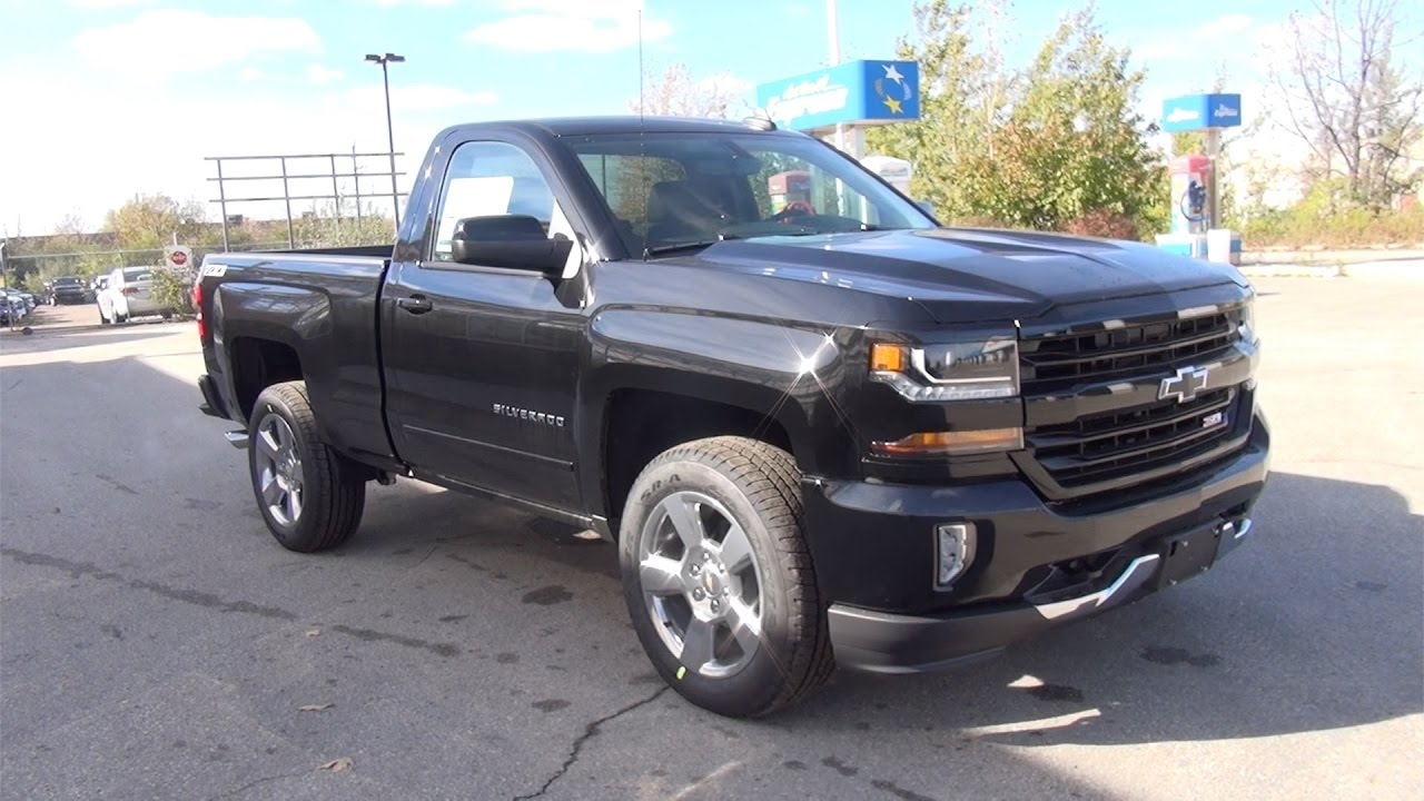 2017 Chevrolet Silverado 1500 Lt Reg Cab Bennett Gm New Car Dealer