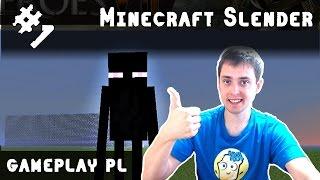 Minecraft Slender Po Polsku #1 | Gdzie te kartki?
