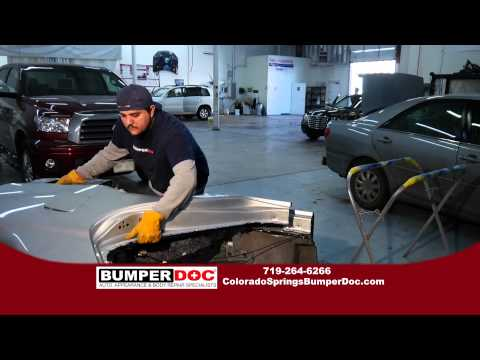 BumperDoc Television Commercial Colorado Springs