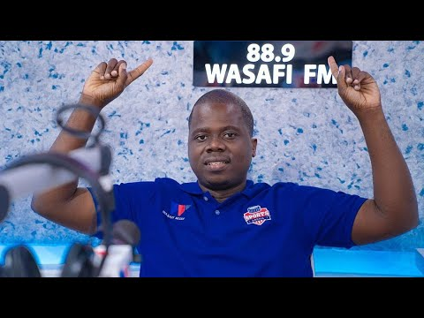 #LIVE : SPORTS ARENA NDANI YA 88.9 WASAFI FM - APRIL 01, 2020