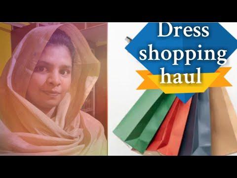 shopping haul / Saree/ cotton kurties/ T-shirts ect..