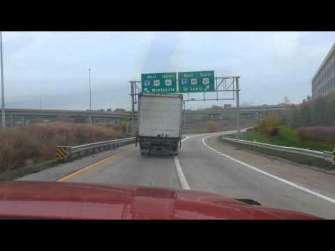 Box truck out