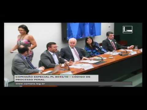 PL 8045/10 - CÓDIGO DE PROCESSO PENAL - Audiência Pública - 18/10/2016 - 14:57