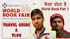 World Book Fair 2019 - Travel Guide | Vlog By Mentors 36