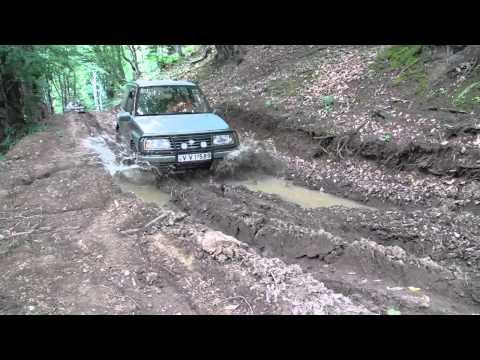 Suzuki Vitara Escudo 2015 Extreme OFF-Road mud and bog