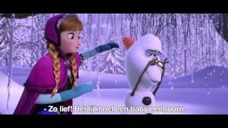 Frozen Officiële Official Trailer | Disney | Full HD 1080p | Dutch Sub