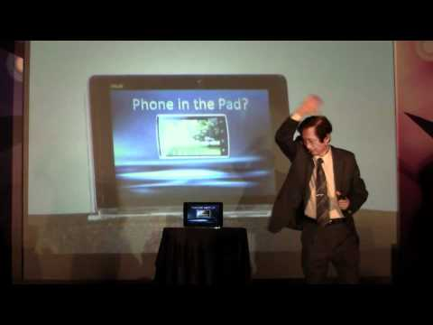 ASUS PadFone Announcement
