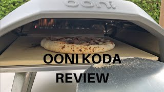 Ooni Koda Gas-Fired Pizza Oven Review | Outdoor Pizza Oven