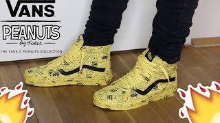 Vans X Peanuts Sk8-Hi Reissue \