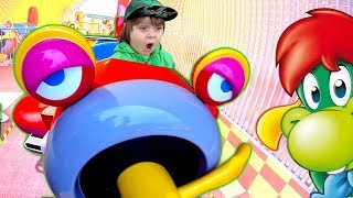 Amusement Park for kids Family Fun Nursery Rhymes Songs Entertainment for Children