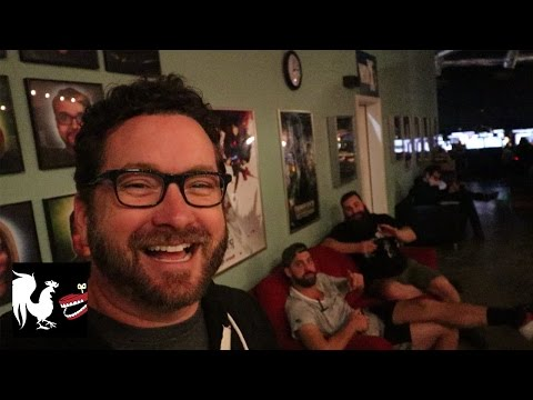 Burnie Vlog 1  Rooster Teeth