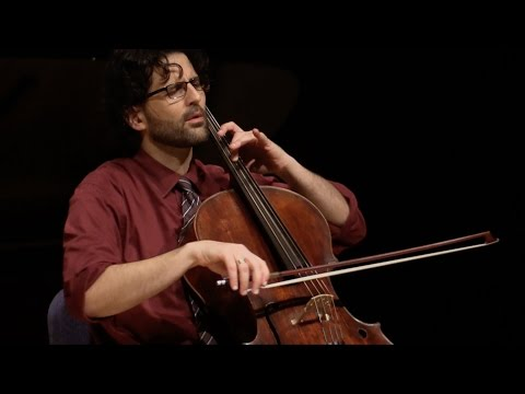 Amit Peled: Homage to Pablo Casals – Founder's Day 2015