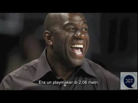 Federico Buffa - Magic Johnson (sub ITA)