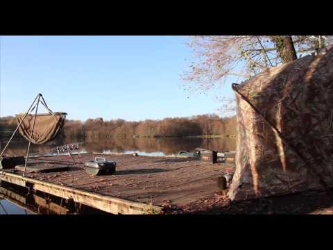 The Lac Serreire Files Part 1 -  Carp Fishing In France