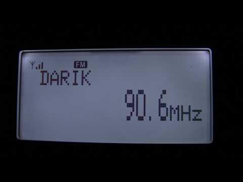 FM scan Semkovo, Bulgaria, Vertical antenna, 21082017 part I