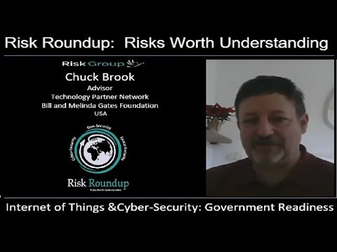 The Internet of Things and Cyber- Security: Government Readiness