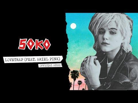 Клип Soko - Lovetrap (feat. Ariel Pink)