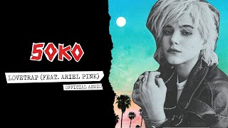 SOKO :: Lovetrap feat. Ariel Pink (Official Audio)