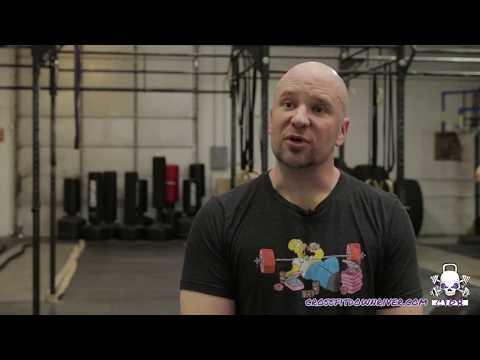 Michael Hughes Testimonial  CrossFit DownRiver