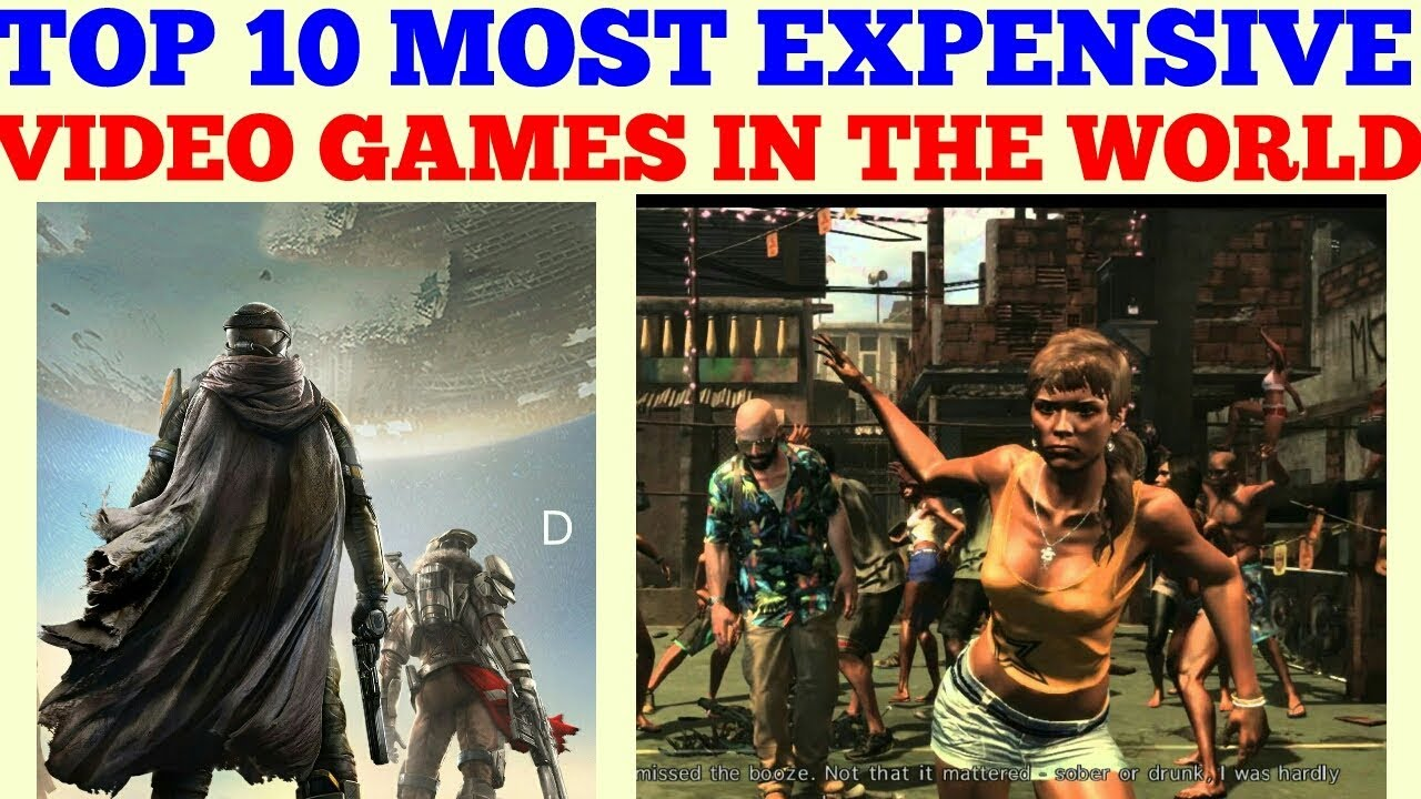 most expensive video game made