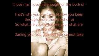 Repeat youtube video Drake Ft Jhene Aiko - From Time : Lyrics
