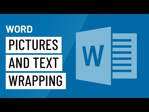 Word: Pictures And Text Wrapping