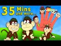 5 Little Monkeys Other Most Popular Nursery Rhymes HD 35 Minutes More Shemaroo Kids mp3