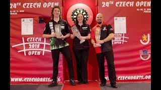 Czech Open Darts 2018 pro NOVA Sport 2