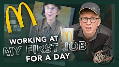"""working a day at my first <span id=""""job"""">job </span>(McDonalds)' class='alignleft'><a  href="""