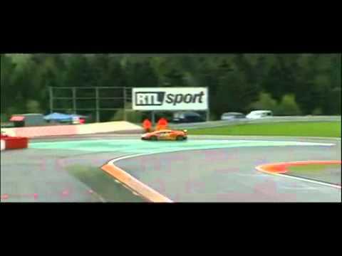 Lamborghini Blancpain Super Trofeo, Spa-Francorchamps 2011