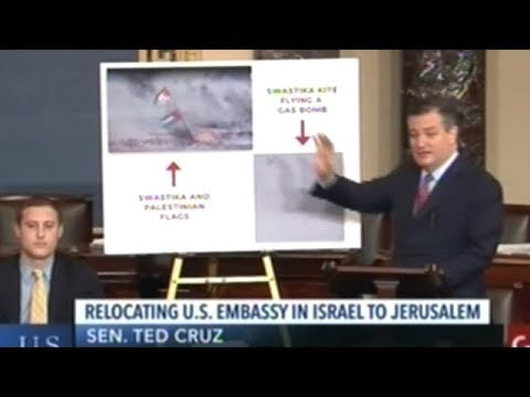 """MUST SEE! Ted Cruz """"It Is Israeli Babies Who Are Being Murdered By The Terrorists!"""""""