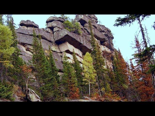 Тайны древней Сибири. Загадочные находки в тайге.