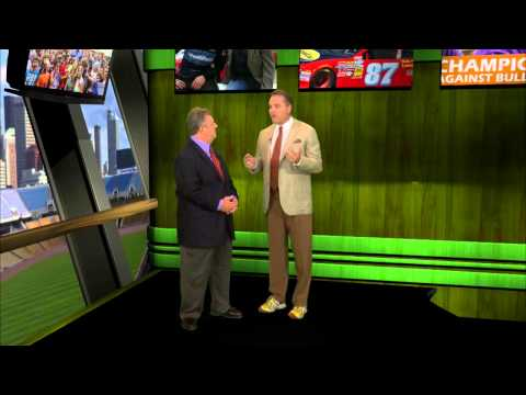 WAKE UP AMERICA MEDIA NETWORK: Just for Kicks with Nick Lowery (NFL Kicker) Part 4