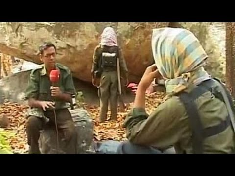 On A Maoist Hostage Trail