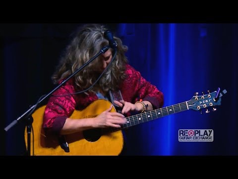 Vicki Genfan Masterclass at Replay Guitar Exchange
