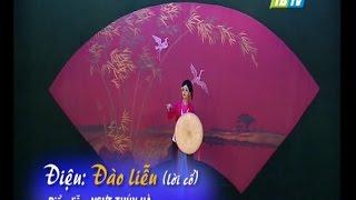 Dạy hát chèo trên truyền hình - Điệu đào liễu - Thái Bình TV